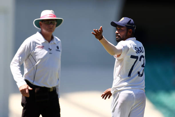 सिडनी टेस्ट के चौथे दिन मोहम्मद सिराज पर फिर हुई नस्लीय टिप्पणी, बीच में रोकना पड़ा खेल 7