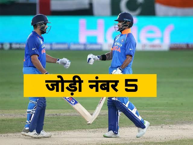 5 खिलाड़ी जो टी-20 विश्व कप 2021 में बन सकते हैं रोहित शर्मा के जोड़ीदार 12