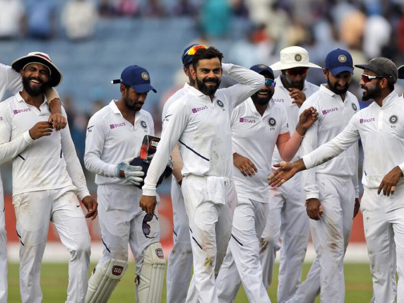 ICC TEST RANKING : श्रीलंका के खिलाफ सीरीज जीत से इंग्लैंड को बड़ा फायदा, भारत इस स्थान पर 9