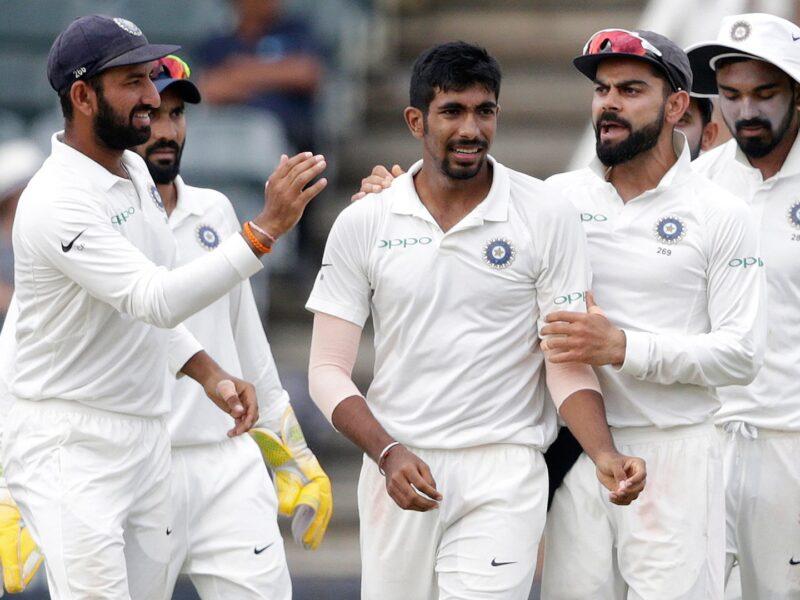 INDvsENG : चौथे टेस्ट से भारतीय टीम को लगा बड़ा झटका, बाहर हुए जसप्रीत बुमराह, जानिए वजह 5