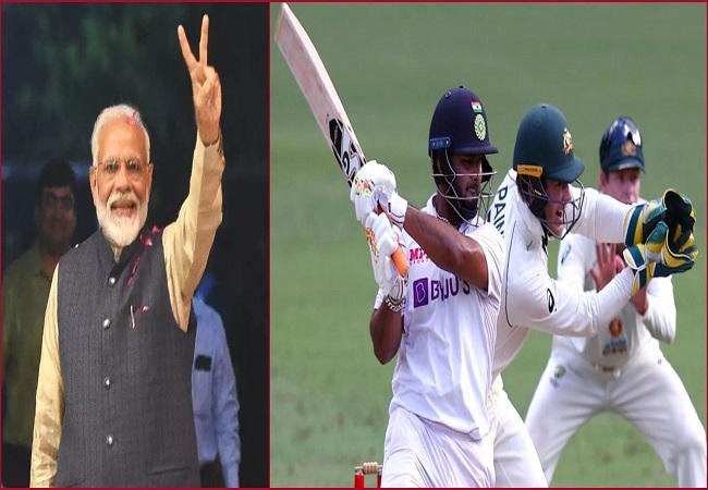 प्रधानमंत्री नरेन्द्र मोदी से लेकर गूगल के सीईओ सुंदर पिचाई तक ने भारतीय टीम को दी जीत की बधाई 6
