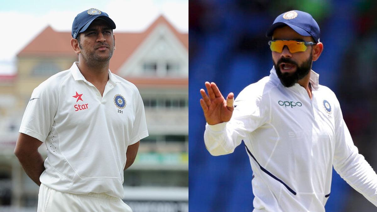 टेस्ट क्रिकेट में ये 3 चीजें विराट कोहली को बनाती है महेन्द्र सिंह धोनी से बेहतर कप्तान 1