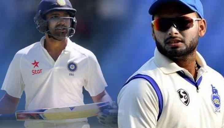 ऋषभ पंत एक बार फिर खराब शॉट खेलकर हुए आउट, तो ट्विटर पर फैंस ने कहा रोहित शर्मा का सगा भाई 14