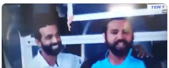 जीत के बाद रोहित शर्मा