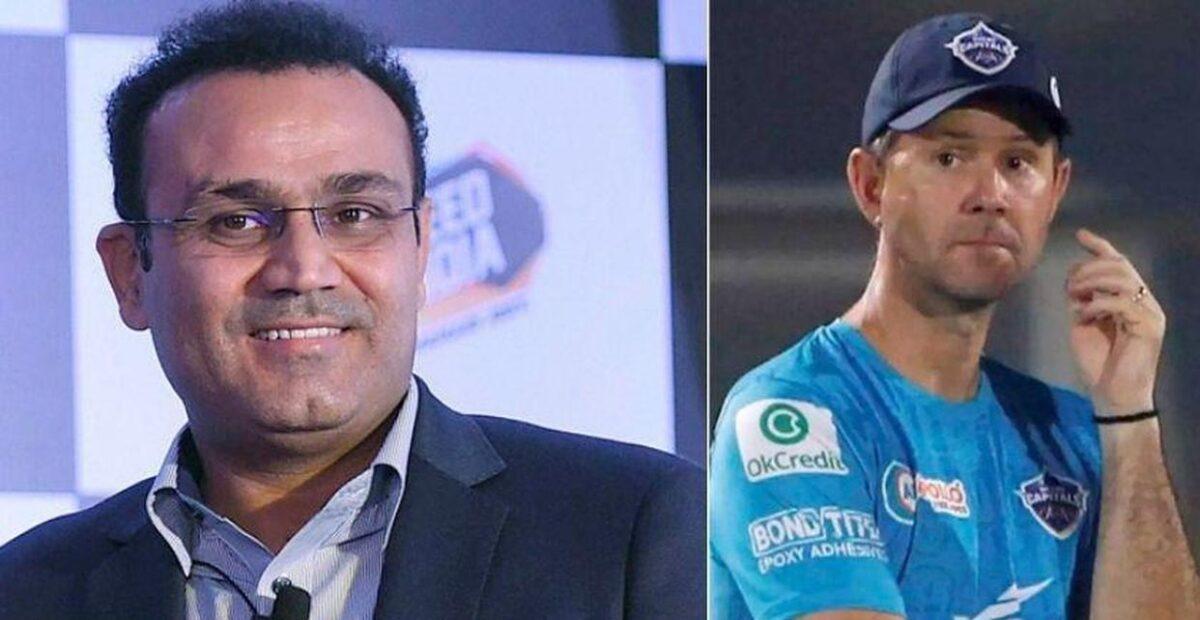 वीरेंद्र सहवाग ने अपने अंदाज़ में दिया पोंटिंग को जवाब, ट्विटर पर ट्रोल हुए ऑस्ट्रेलिया के पूर्व कप्तान 1