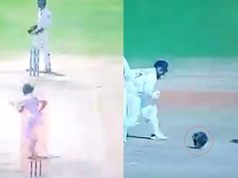 IND vs ENG: बेईमानी पर उतरे भारतीय कप्तान विराट कोहली, अंपायर ने दी वार्निंग, देखें वीडियो 17