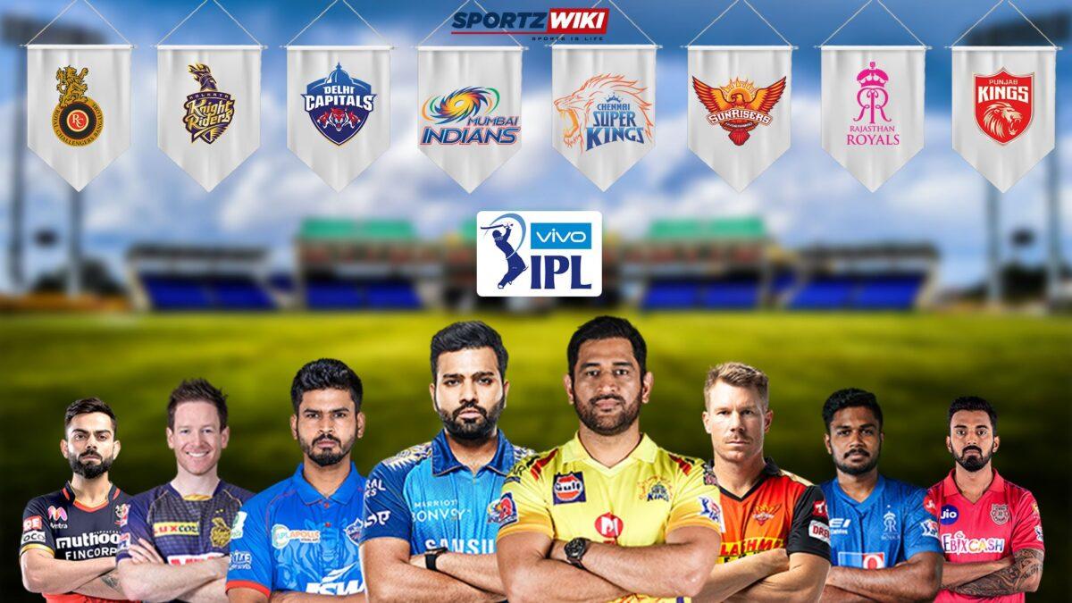 आईपीएल 2021 शेड्यूल, डेट, ऑक्शन, टीम लिस्ट, स्थान | IPL 2021 Schedule, Date, Auction, Team List, Venue 1