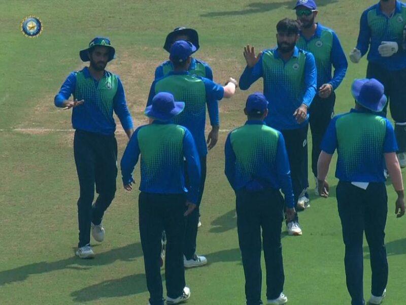 Vijay Hazare Trophy : भारतीय टीम में चयन के अगले दिन खेली ताबड़तोड़ पारी, खुद को किया साबित 10