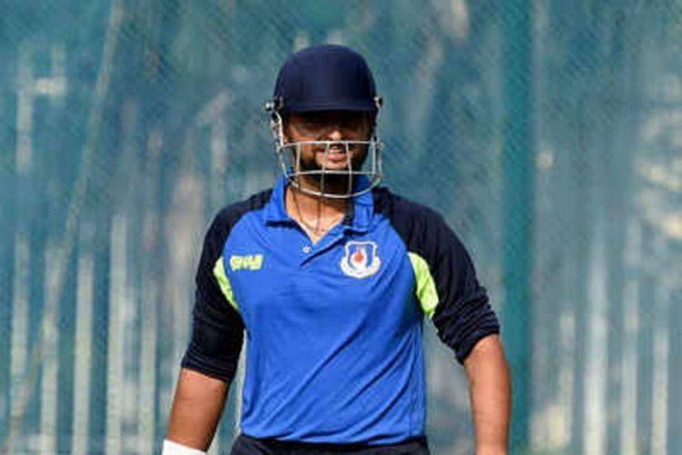 हरियाणा में आया सुरेश रैना नाम का तूफान मात्र 46 गेंदों में बनाये नाबाद 104 रन 2