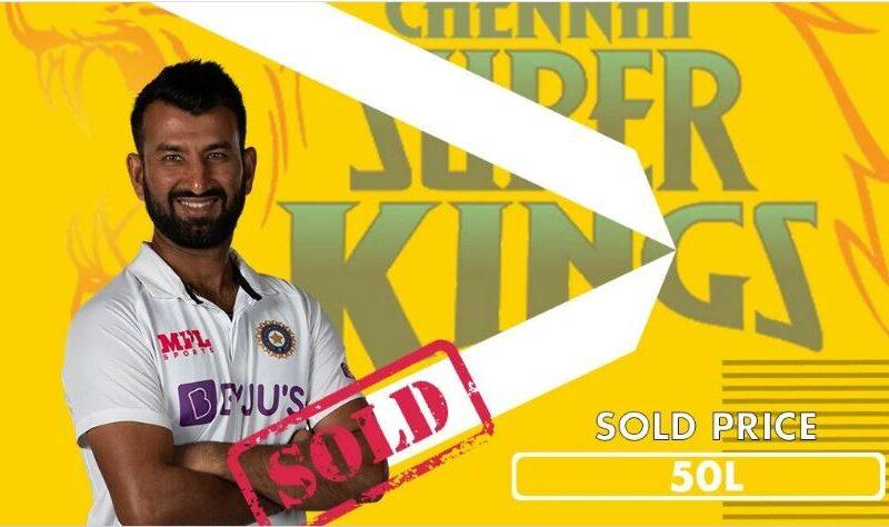 ट्विटर प्रतिक्रिया : चेन्नई सुपर किंग्स ने चेतेश्वर पुजारा को खरीदा, तो फैंस ने मीम्स बनाकर किया स्वागत 7