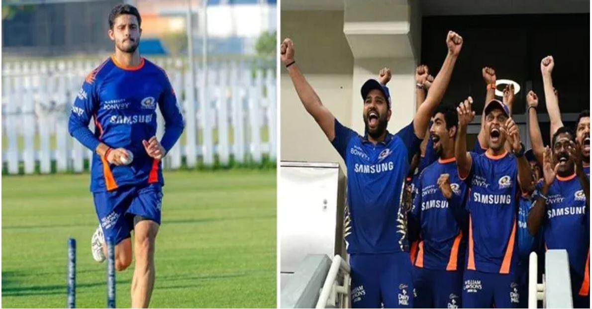 हार्दिक पंड्या का नेट्स में बल्ला तोड़ने वाला गेंदबाज अब आईपीएल में मुंबई के लिए करेगा डेब्यू 1