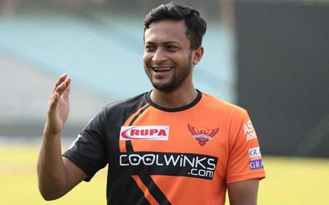 आईपीएल 2021 में कोलकाता में शामिल हुए शाकिब अल हसन 15