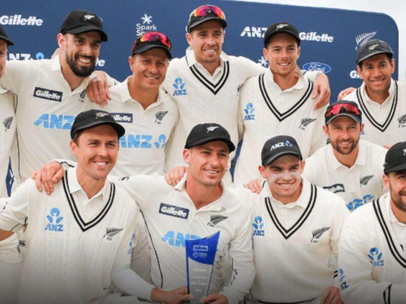भारत के खिलाफ WTC फाइनलके लिए न्यूजीलैंड की 20 सदस्यीय टीम का हुआ ऐलान 1