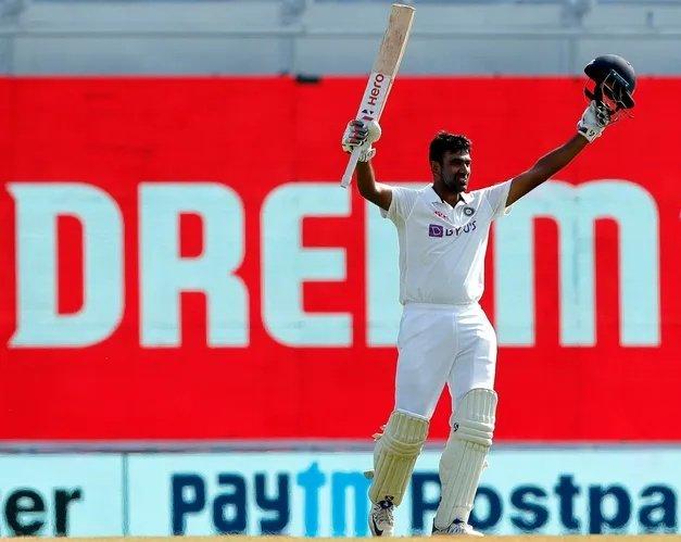 'मैन ऑफ़ द मैच' रविचंद्रन अश्विन ने कोहली-शास्त्री को नहीं, बल्कि इन 2 दिग्गजों को दिया अपने शानदार शतक का श्रेय 9