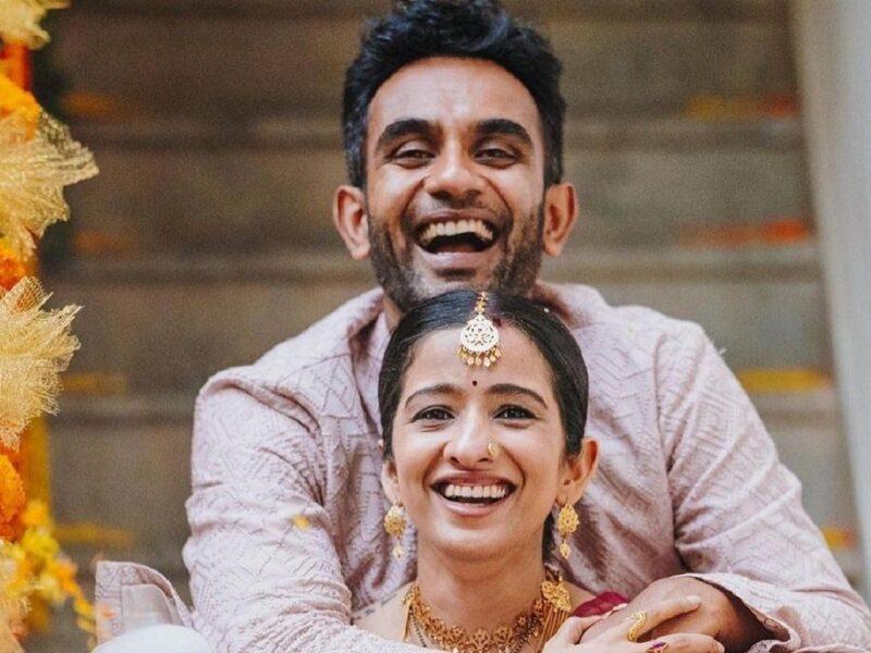 शादी के बंधन में बंधे जयंत यादव (Jayant Yadav), चहल ने इस तरह दी बधाई, देखें पोस्ट 5
