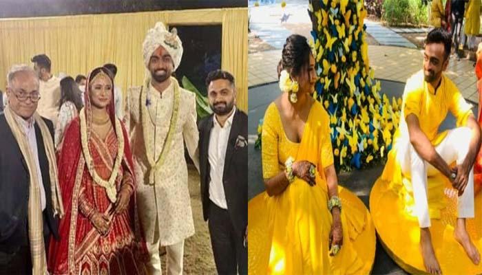 PHOTOS : एक और भारतीय खिलाड़ी ने गुपचुप तरीके से की शादी, तस्वीरें सोशल मीडिया में वायरल 1