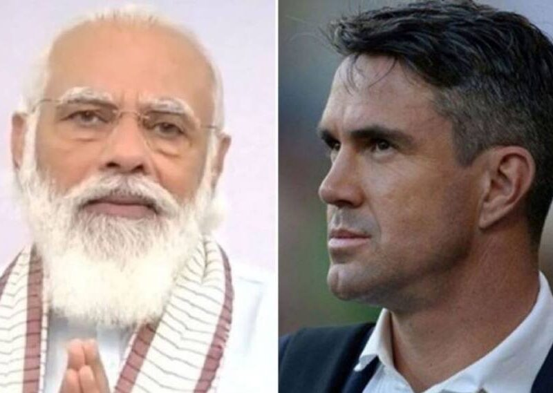 केविन पीटरसन ने कहा भारत की दयालुता में हर रोज हो रहा इजाफा, प्रधानमंत्री नरेंद्र मोदी ने कहा शुक्रिया 5