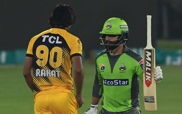 """PSL 2021 : पाकिस्तान में नज़र आया भारतीय """"पीके"""", वीडियो वायरल 3"""
