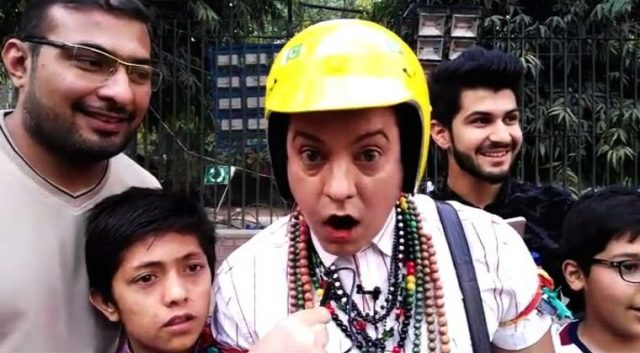 """PSL 2021 : पाकिस्तान में नज़र आया भारतीय """"पीके"""", वीडियो वायरल 1"""