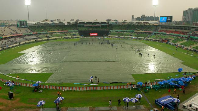 SLvsIND, WEATHER REPORT : फैंस के लिए बुरी खबर, तीसरे वनडे में बारिश पड़ना तय 2