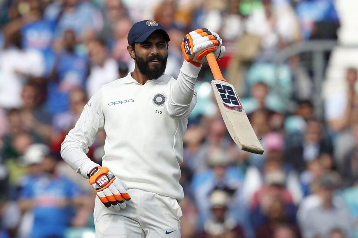 भारत और काउंटी इलेवन के खिलाफ मैच हुआ ड्रा, रविन्द्र जडेजा ने पक्की की टीम में अपनी जगह 1