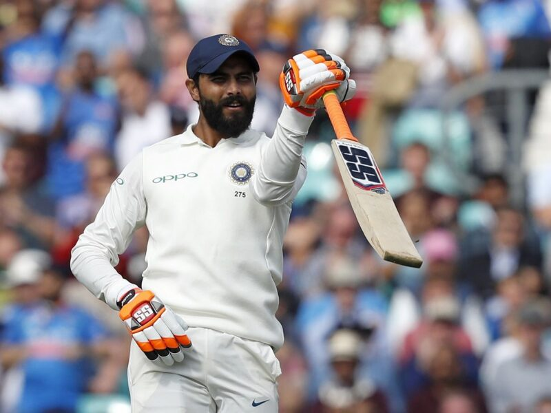 भारत और काउंटी इलेवन के खिलाफ मैच हुआ ड्रा, रविन्द्र जडेजा ने पक्की की टीम में अपनी जगह 11