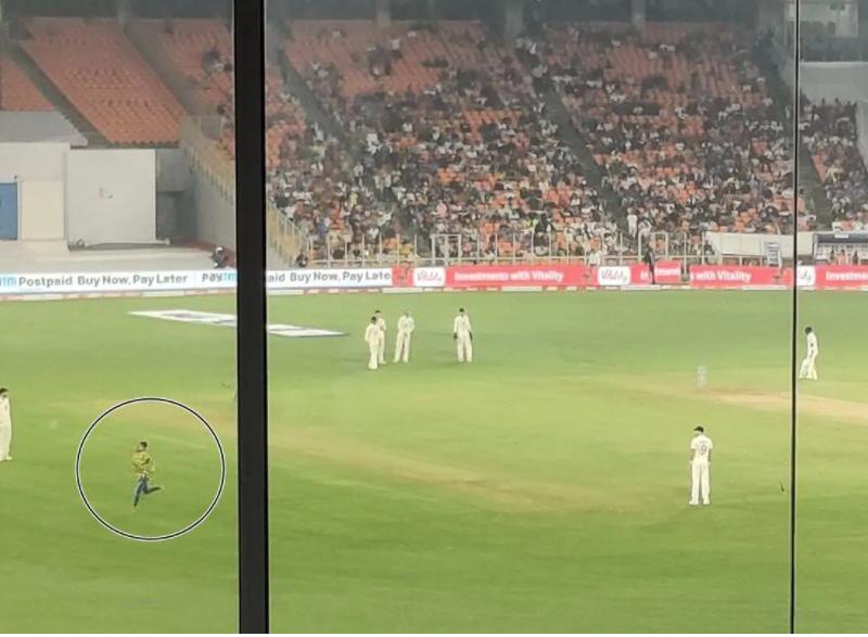 पहले दिन अहमदाबाद टेस्ट के दौरान हुई ये दो घटना, कप्तान विराट कोहली डरे 1