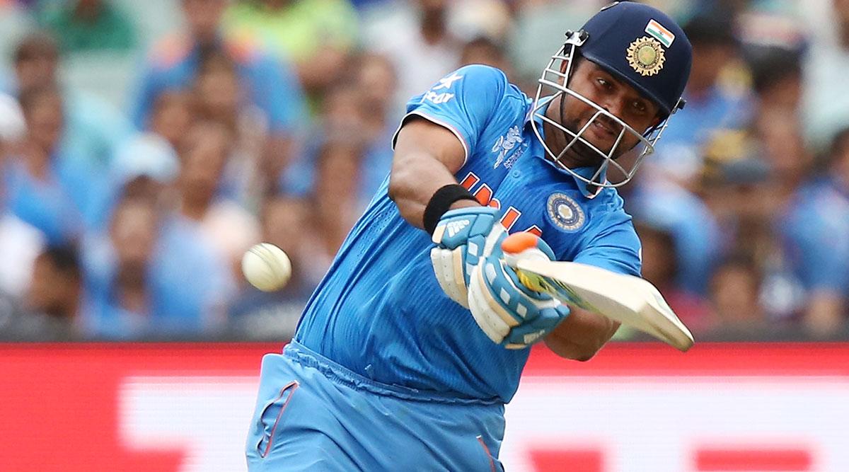 हरियाणा में आया सुरेश रैना नाम का तूफान मात्र 46 गेंदों में बनाये नाबाद 104 रन 3