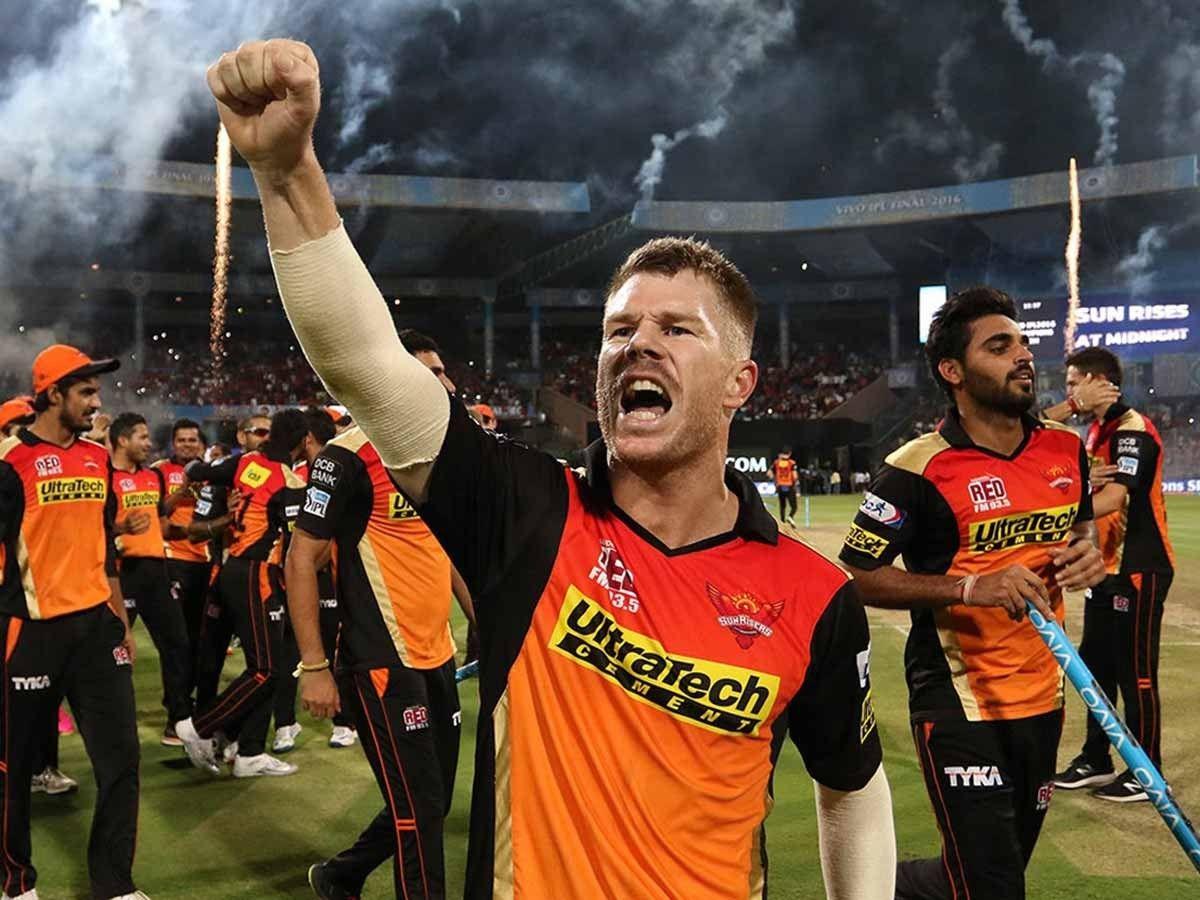 IPL 2021 : चोट की वजह से बाहर होने की ख़बरों पर डेविड वॉर्नर (David Warner) का बड़ा खुलासा 2