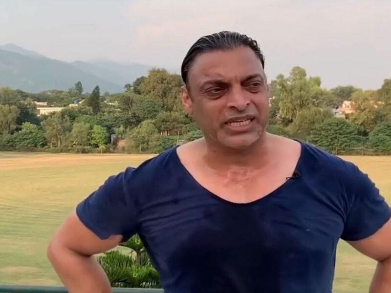 शोएब अख्तर ने भारत पर लगाया इंग्लैंड से डरने का आरोप, कहा 'तभी की ऐसी टर्निंग पिच तैयार' 8