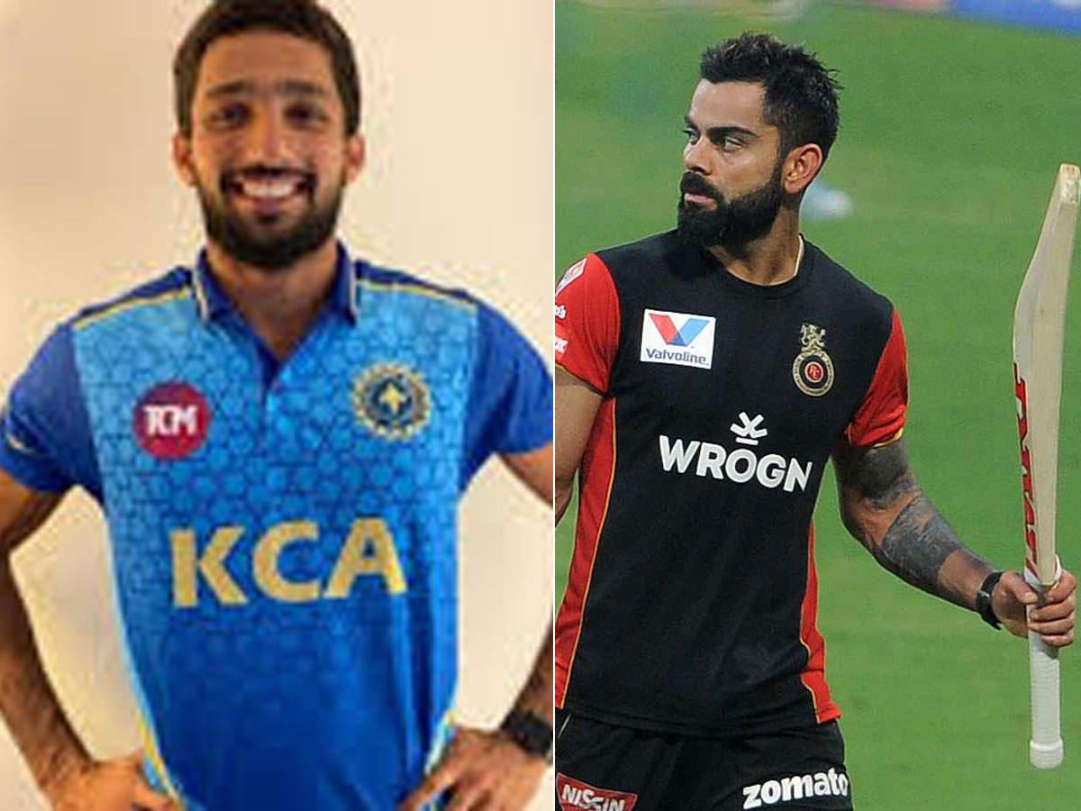 IPL 2021 की नीलामी के कुछ समय बाद ही इस खिलाड़ी के पास आया विराट कोहली का मैसेज 1