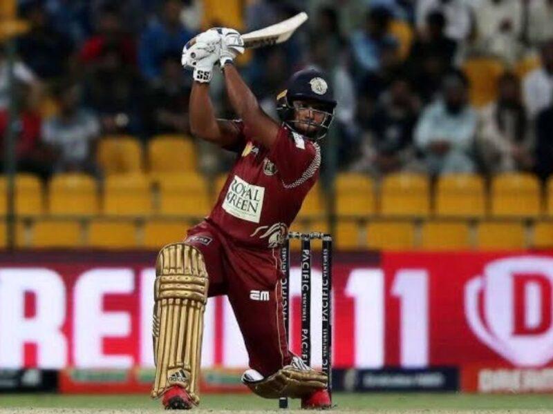 आईपीएल से पहले किंग्स इलेवन पंजाब के इस खिलाड़ी ने टी10 में रचा इतिहास, 342 के स्ट्राइक रेट से ठोके रन 13