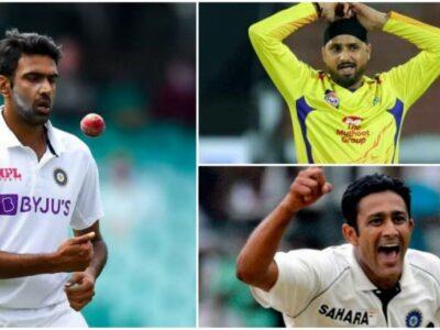 कौन है टीम इंडिया का सबसे बड़ा मैच विनर? अश्विन, अनिल कुंबले या हरभजन सिंह 18