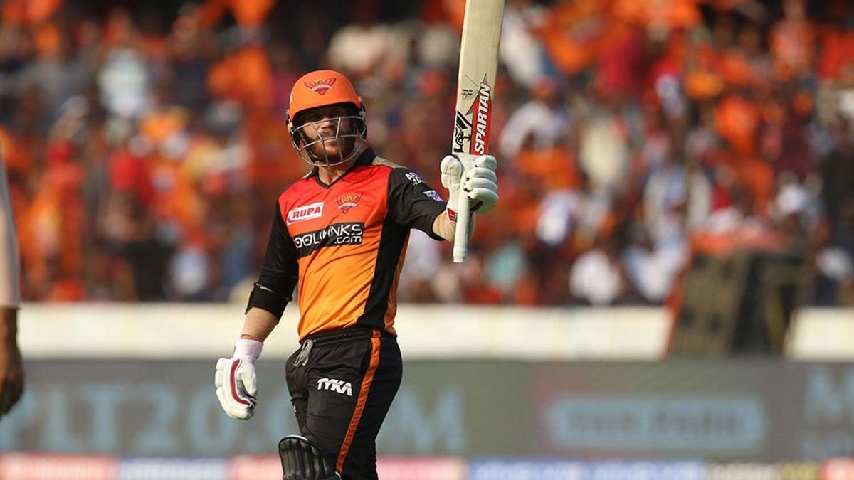 IPL 2021 : चोट की वजह से बाहर होने की ख़बरों पर डेविड वॉर्नर (David Warner) का बड़ा खुलासा 1