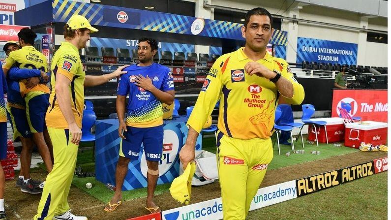 IPL 2021: आईपीएल 2021 के लिए तैयार है चेन्नई सुपर किंग्स, एक नजर में देखें टीम 8