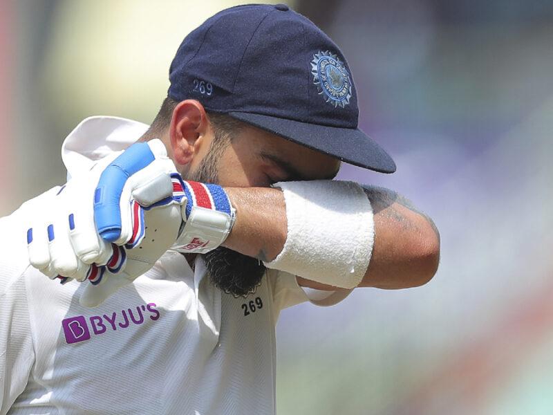 INDvsENG: अगले मैच में हारा भारत तो विराट कोहली छोड़ देंगे कप्तानी 1