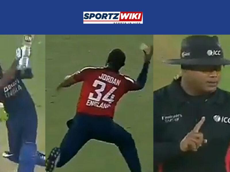 वीडियो : क्रिस जॉर्डन-जेसन रॉय की जोड़ी ने पकड़ा अविश्वसनीय कैच, सूर्यकुमार यादव भी रह गए हैरान 6