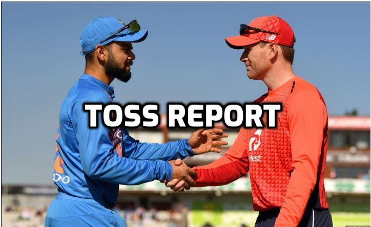 IND vs ENG : इंग्लैंड ने टॉस जीत चुनी गेंदबाजी, भारतीय टीम में 1 बड़ा बदलाव 7