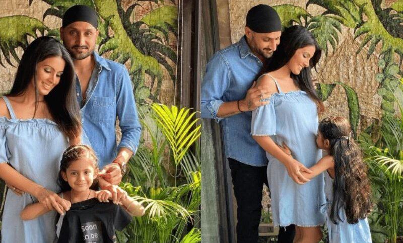 जुलाई में दूसरी बार पिता बनेंगे हरभजन सिंह, सोशल मीडिया में इस तरह मिल रही बधाइयाँ 17