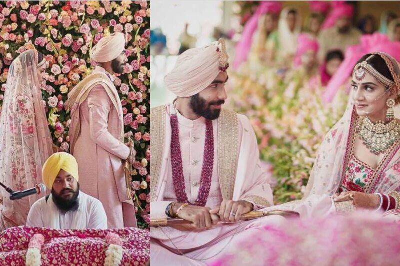क्रिकेटर्स प्रतिक्रिया : युवराज सिंह से लेकर हार्दिक पांड्या तक ने दी जसप्रीत बुमराह को शादी की बधाई 11