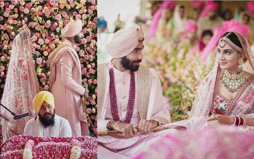 भारतीय टीम में शादी का सीज़न, बुमराह से पहले शादी के बंधन में बंध चुके हैं ये 4 क्रिकेटर 1