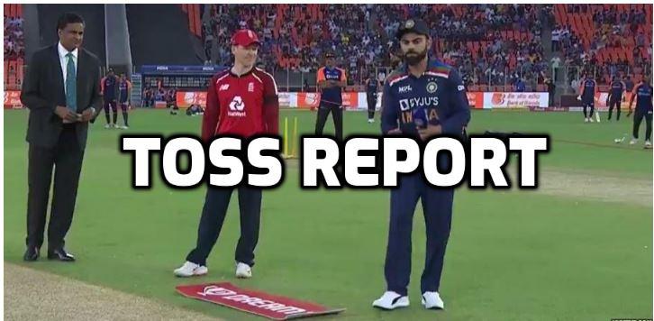 IND vs ENG : इंग्लैंड ने टॉस जीत चुनी गेंदबाजी, भारतीय टीम में दिग्गज खिलाड़ी की वापसी 18