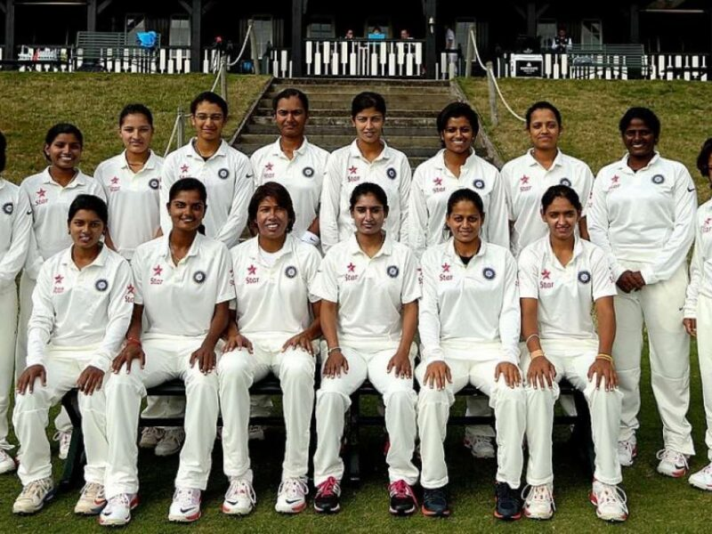 बीसीसीआई ने दिया भारतीय महिला क्रिकेट टीम को गिफ्ट, 6 साल बाद खेलेगी टेस्ट मैच 1