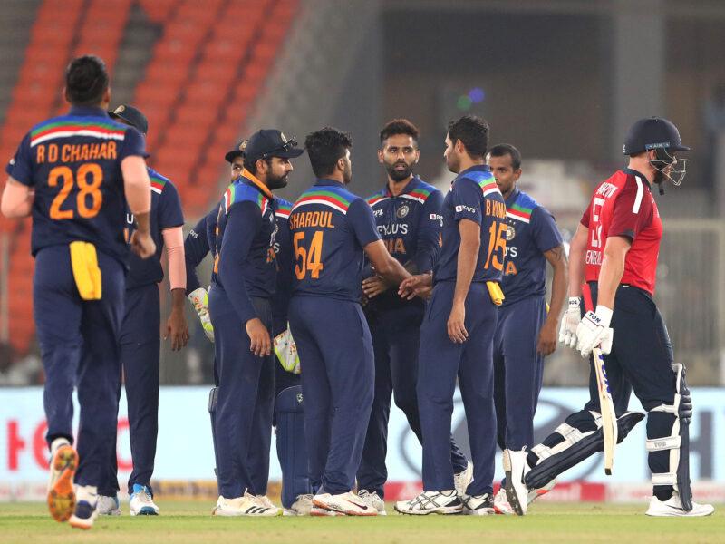INDvsENG : इंग्लैंड के खिलाफ़ टी-20 सीरीज में भारत के 3 अनोखे फैसले 5