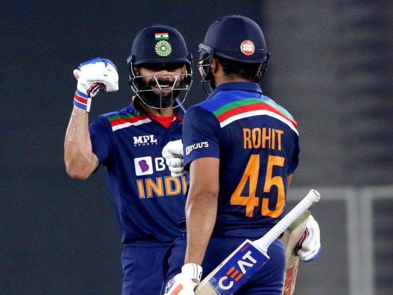ODI RANKING : वनडे रैंकिंग में रोहित शर्मा नंबर-3 पर लुढ़के, कोहली नंबर-1 पर बरकरार 10