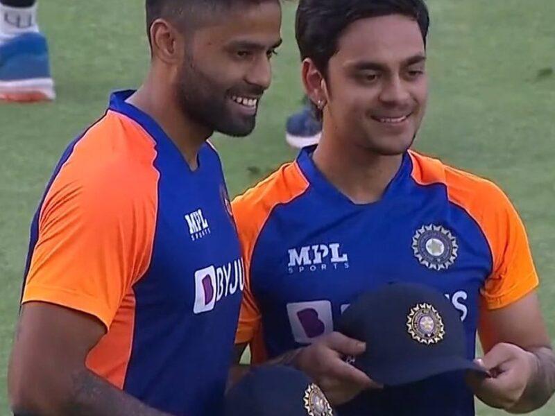 सूर्यकुमार यादव और ईशान किशन के बाद तीसरे टी-20 में ये खिलाड़ी भी कर सकता डेब्यू 12