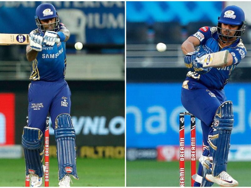 3 मौके जब मुंबई इंडियंस के लिए सूर्यकुमार यादव और ईशान किशन ने मिलकर बदल दिया मैच 1