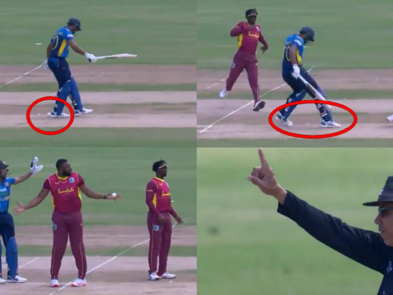 वीडियो : धनुष्का गुनाथिलिका को दिया गया ऑबस्ट्रक्टिंग द फिल्ड आउट, क्रिकेट जगत में मचा बवाल 1
