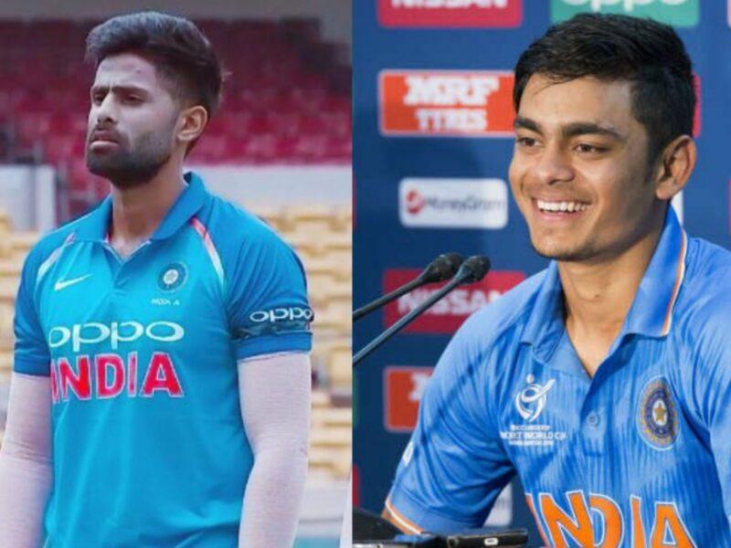 वीवीएस लक्ष्मण ने कहा भारत की विश्व कप टीम में पक्की हो चुकी है इन 2 युवा खिलाड़ियों की जगह 9