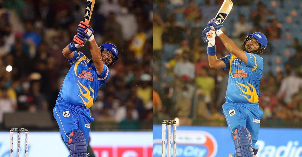 RSWS: युवराज सिंह बने सबसे भाग्यशाली भारतीय क्रिकेटर, 6 बड़े टूर्नामेंट जीतने का बनाया रिकॉर्ड 3